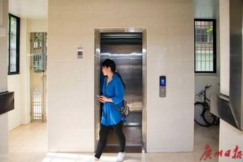 广州旧楼加装电梯数量占全国40%,居各大城市之首