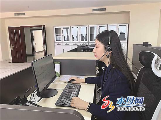烟台智慧电梯应急处置服务平台启用 被困电梯可拨96333